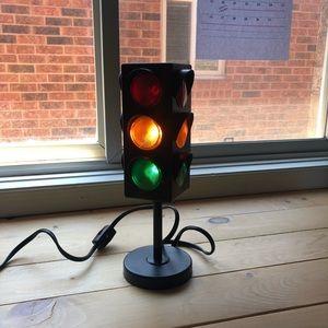 Mini Stop Light, Plug-In Light